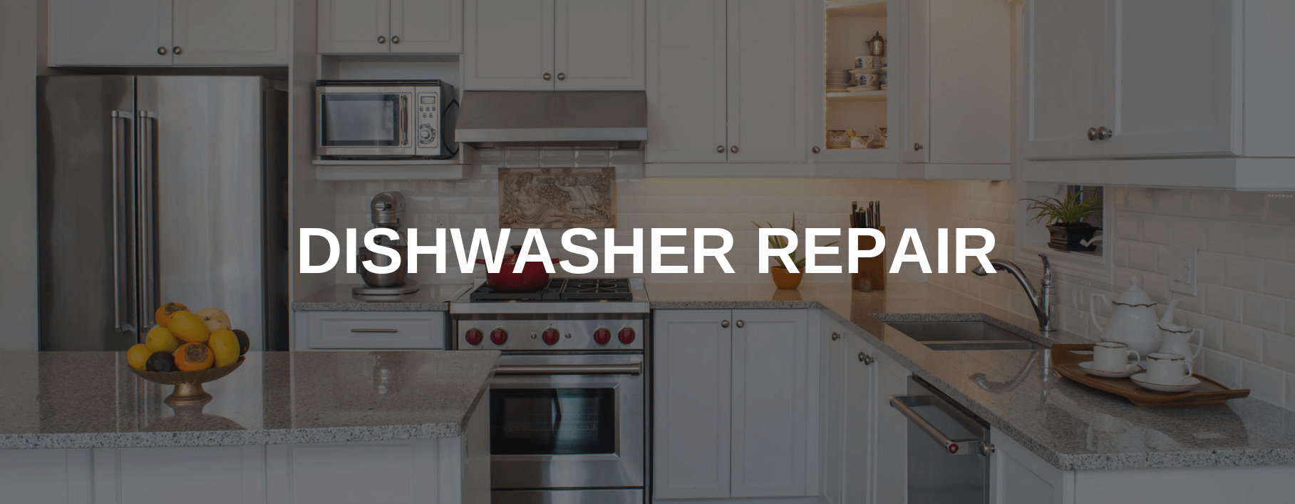 dishwasher repair meriden