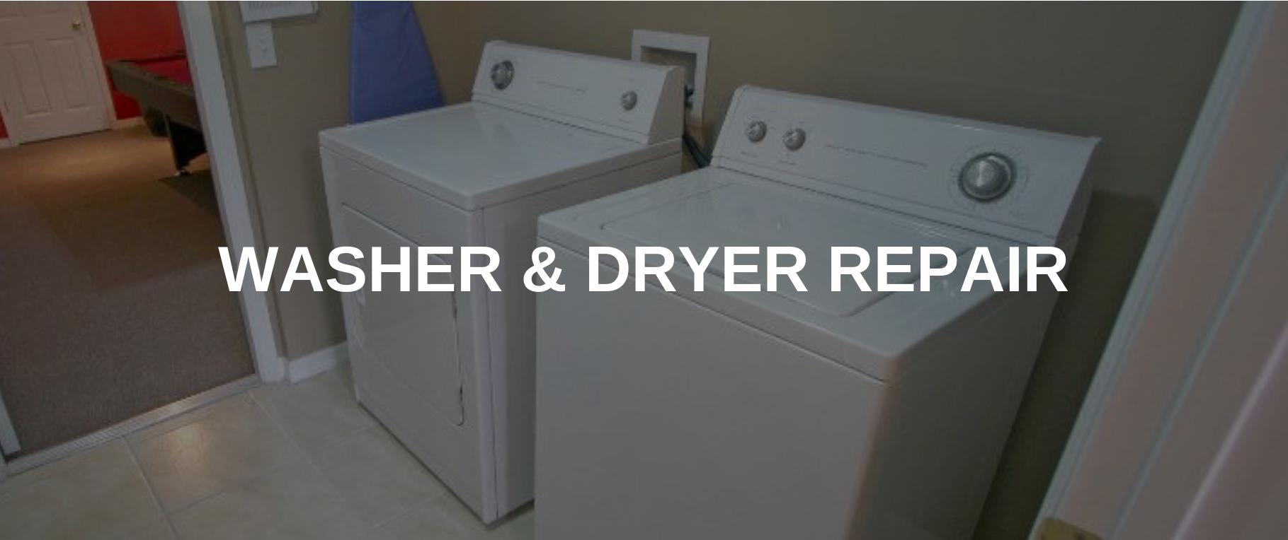 washing machine repair meriden